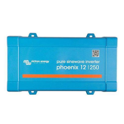 Inversor Solar Off Grid Victron Aldo Solar Pin122510500 Phoenix 250va E12v S120v Onda Senoidal Pura