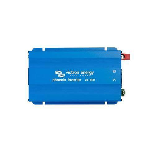 Inversor Solar Off Grid Victron Aldo Solar Pin241800500 Phoenix 800va E24v S120v Onda Senoidal Pura