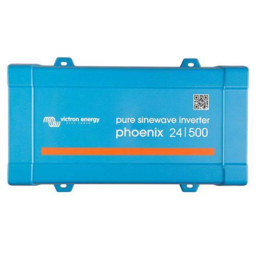 Inversor Solar Off Grid Victron Aldo Solar Pin245010500 Phoenix 500va E24v S120v Onda Senoidal Pura