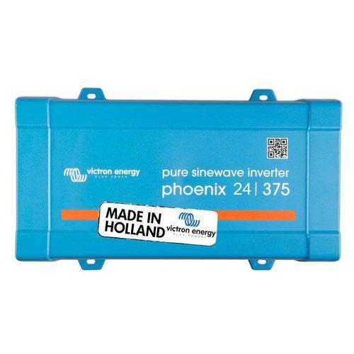 Inversor Solar Off Grid Victron Aldo Solar Pin243750200 Phoenix 375va E24v S230v Onda Senoidal Pura