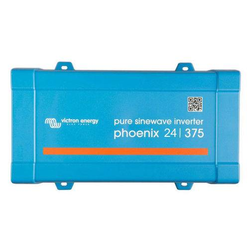 Inversor Solar Off Grid Victron Aldo Solar Pin243750500 Phoenix 375va E24v S120v Onda Senoidal Pura