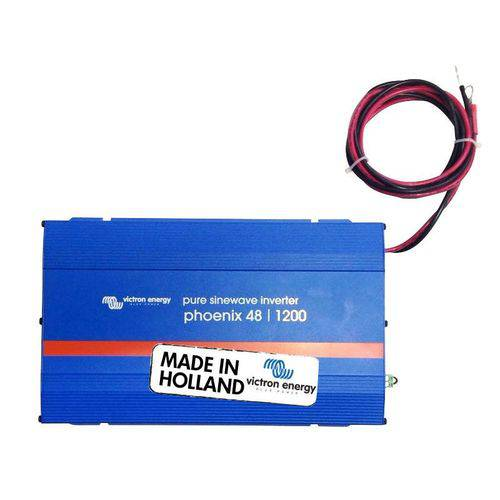 Inversor Solar Off Grid Victron Aldo Solar Pin482120200 Phoenix 1200va E48v S230v Onda Senoidal Pura