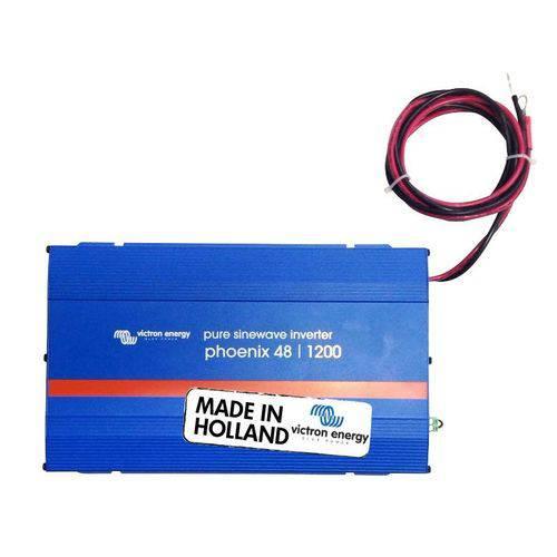 Inversor Solar Off Grid Victron Aldo Solar Pin482120500 Phoenix 1200va E48v S120v Onda Senoidal Pura