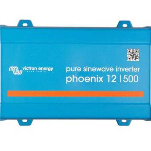 Inversor Solar Off Grid Victron Centrium Energy Pin125010200 Phoenix 500va E12v S230v Onda Senoidal