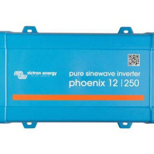 Inversor Solar Off Grid Victron Centrium Energy Pin122510200 Phoenix 250va E12v S230v Onda Senoidal
