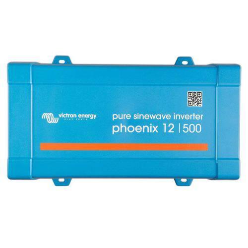Inversor Solar Off Grid Victron Pin125010200 Phoenix 500va E12v S230v Onda Senoidal Pura