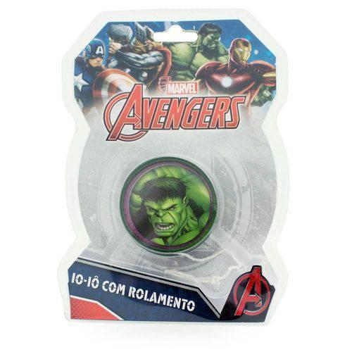 Ioiô com Rolamento Vingadores Hulk - Toyng