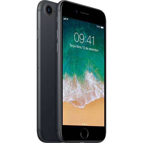 Iphone 6 Apple Preto com 32gb, Tela 4,7