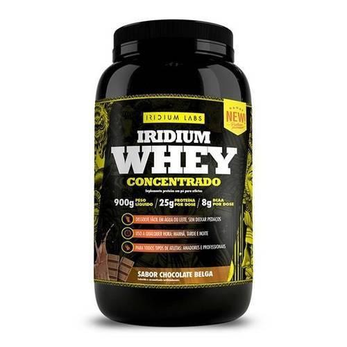 Iridium Whey Concentrado - 900g - Iridium Labs - Chocolate