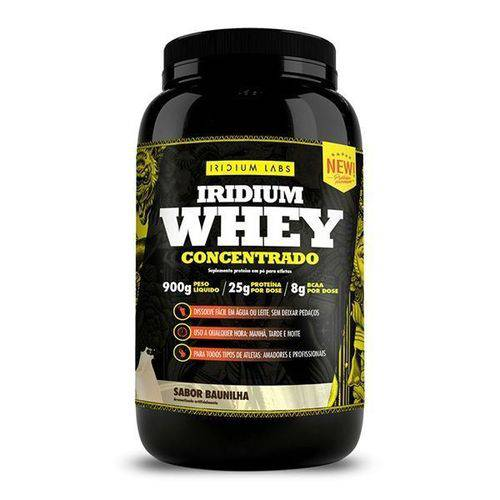Iridium Whey Concentrado - 900g - Iridium Labs - Iridium Labs