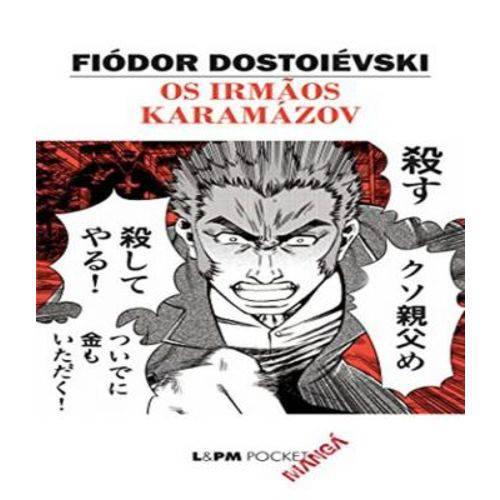 Irmaos Karamazov, os - Pocket