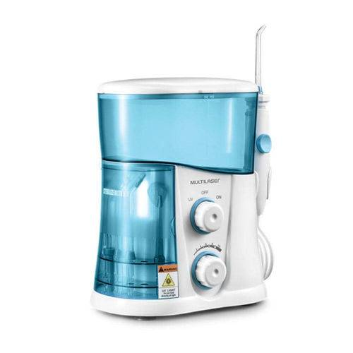 Irrigador Oral Profissional Clearpik Portable Limpeza Profun