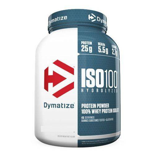 Iso 100 Whey Protein Isolado - 725g Chocolate Coconut - Dymatize