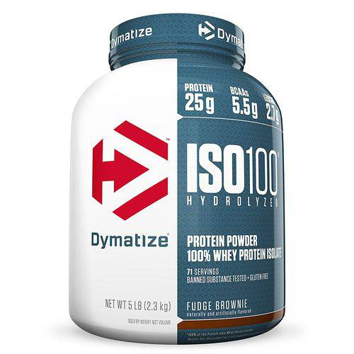 Iso 100 Whey Protein Isolado 732G - Dymatize Nutrition