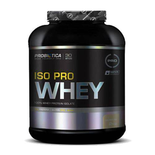 Iso Pro Whey - 2000g Baunilha - Probiotica