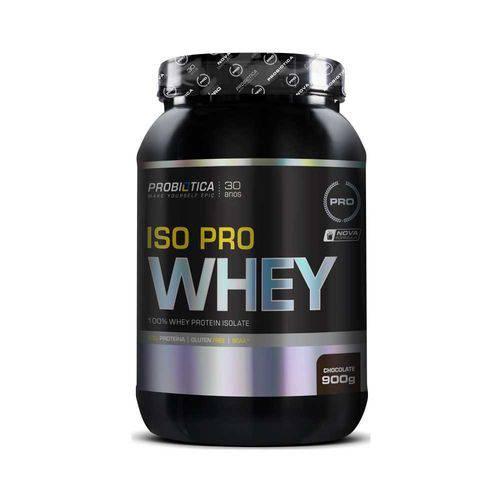 Iso Pro Whey 900g - Chocolate