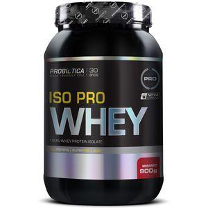 Iso Pro Whey 900g - Probiótica Chocolate