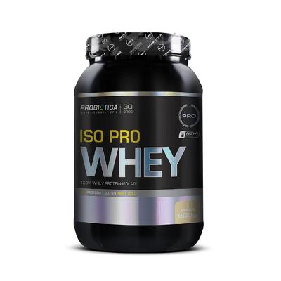 Iso Pro Whey 900g Probiótica Iso Pro Whey 900g Baunilha Probiótica