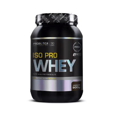 Iso Pro Whey 900g Probiótica Iso Pro Whey 900g Chocolate Probiótica