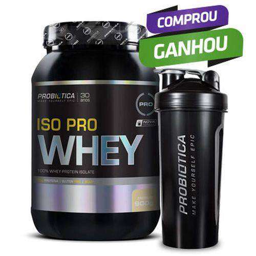 Iso Pro Whey (900g) - Probiótica