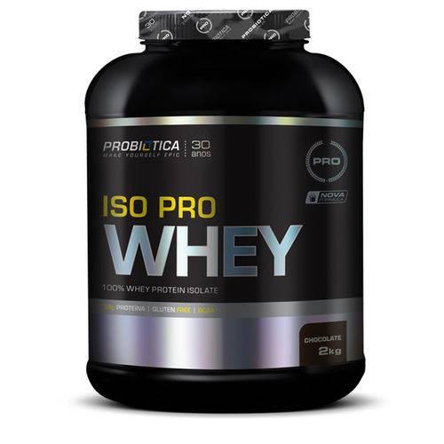 Iso Pro Whey Chocolate 2Kg - Probiotica