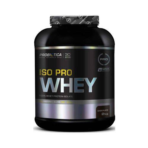 Iso Pro Whey 2kg - Chocolate