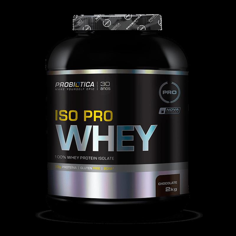 Iso Pro Whey (2kg) Probiótica