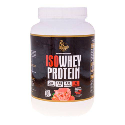 Iso Whey Protein 900g - Mitto Nutrition