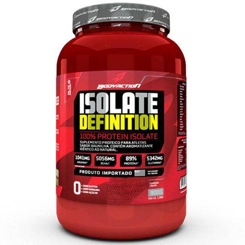 Isolate Definition 900 G - Body Action