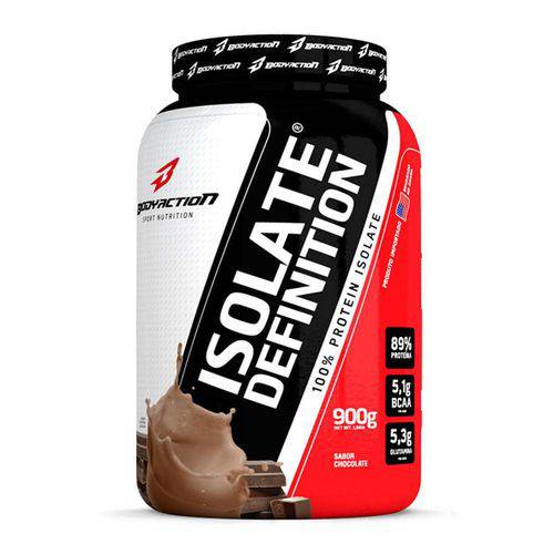 Isolate Definition 900g - Chocolate - Body Action