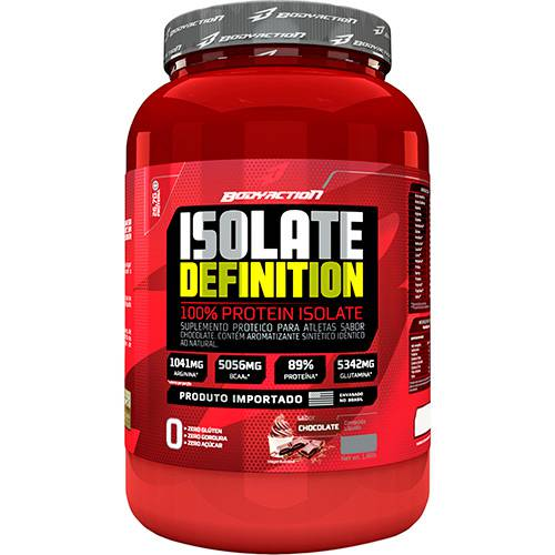Isolate Definition 900g Chocolate