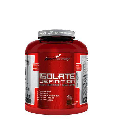 Isolate Definition 2kg - Body Action-Chocolate