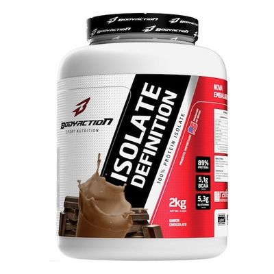 Isolate Definition 2kg - Body Action Isolate Definition 2kg Chocolate - Body Action