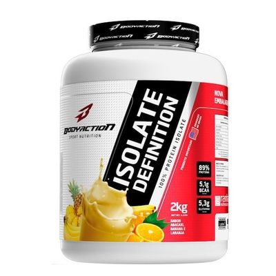 Isolate Definition 2kg - Body Action Isolate Definition 2kg Frutas - Body Action