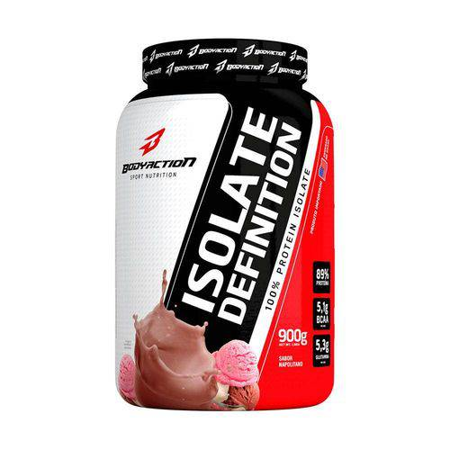 Whey Isolate Definition 900g - Body Action