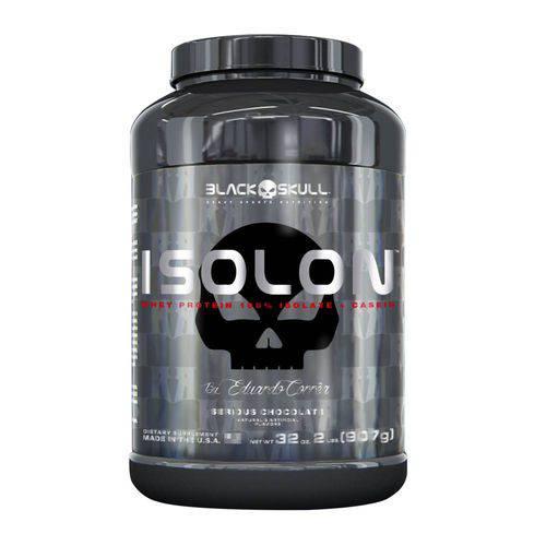 Isolon 907G Black Skull By Eduardo CORRÊA - Chocolate