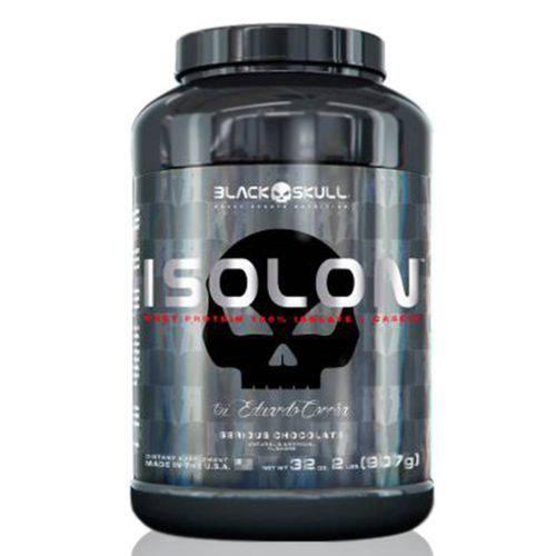 Isolon - 907g - Black Skull