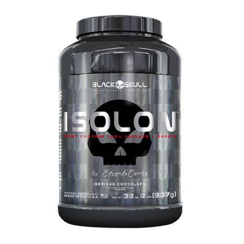 Isolon 2lbs - Black Skull