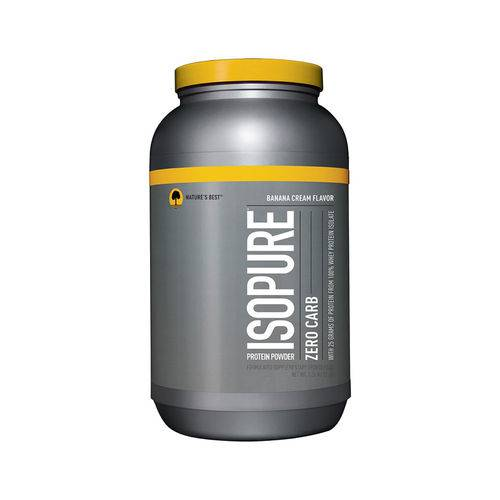 Isopure (1,3kg) Natures Best - Chocolate
