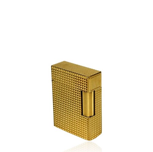 Isqueiro S. T. Dupont Ouro
