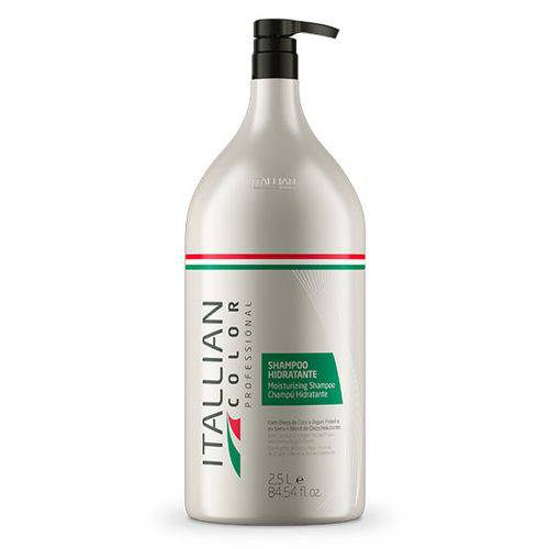 Itallian Shampoo Hidratante - Shampoo 2,5l