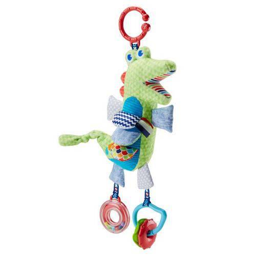 Jacaré de Atividades Fisher Price - Mattel Fdc57