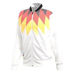 Jaqueta Adidas Alemanha Branca Homem G