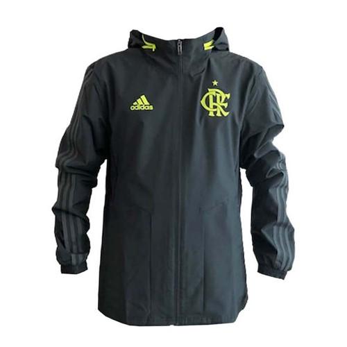 Jaqueta Flamengo de Chuva Adidas 2019 P