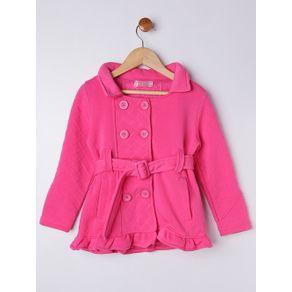 Jaqueta Infantil para Menina - Rosa 1