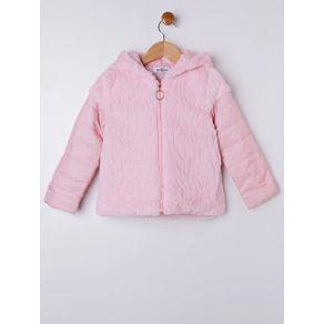 Jaqueta Infantil para Menina - Rosa 10