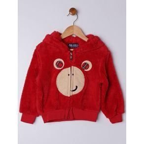 Jaqueta Infantil para Menino Vermelho Jaqueta/casaco 1 Passos Menino Masculino Sea Vermelho 3