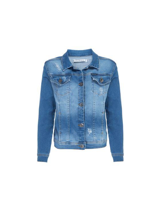 Jaqueta Jeans - 4