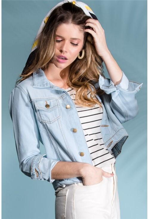 Jaqueta Jeans Jeans-42
