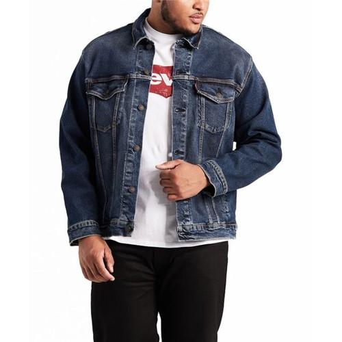 Jaqueta Jeans Levis Trucker B&T (Plus Size) - 2X